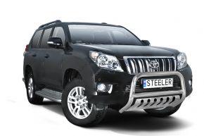 Cadres avant Steeler pour Toyota Land Cruiser 150 2010-2013 Modèle S