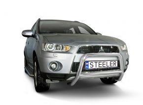 Cadres avant Steeler pour Mitsubishi Outlander 2010-2012 Modèle A