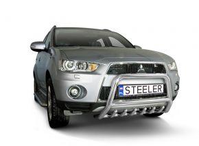 Cadres avant Steeler pour Mitsubishi Outlander 2010-2012 Modèle G