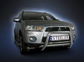 Cadres avant Steeler pour Mitsubishi Outlander 2010-2012 Modèle U