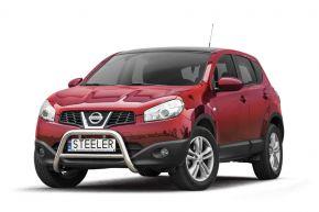 Cadres avant Steeler pour Nissan Qashqai 2010-2013 Modèle A