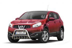Cadres avant Steeler pour Nissan Qashqai 2010-2013 Modèle G