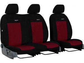 Housse de siège de voiture sur mesure Elegance ISUZU L35 EASY 2+1 (2014)