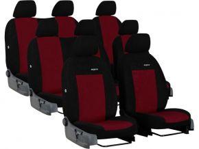 Housse de siège de voiture sur mesure Elegance OPEL VIVARO II 8p. (2014-2019)