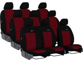 Housse de siège de voiture sur mesure Elegance VOLKSWAGEN T5 9p. (2003-2015)