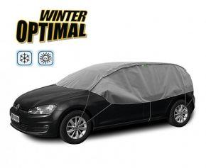 Toile de protection WINTER OPTIMAL pour les verres et toit de voiture Tata Indigo 275-295 cm
