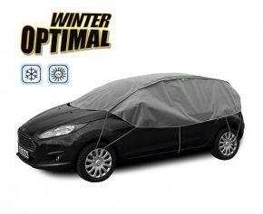 Toile de protection WINTER OPTIMAL pour les verres et toit de voiture Subaru Justy 255-275 cm