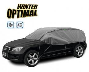 Toile de protection WINTER OPTIMAL pour les verres et toit de voiture Dacia Duster 300-330 cm