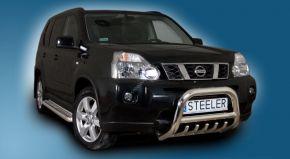 Cadres avant Steeler pour Nissan X-Trail 2007-2010 Modèle G