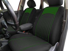 Housse de siège de voiture sur mesure Matelassé DACIA DUSTER I FL (2014-2017)